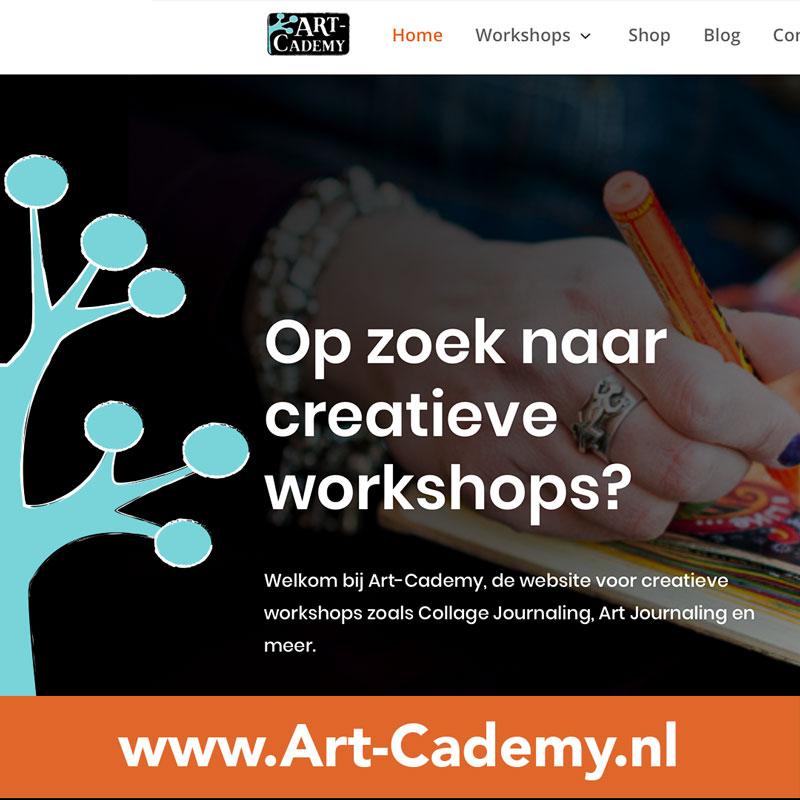 Art-Cademy.nl is online!